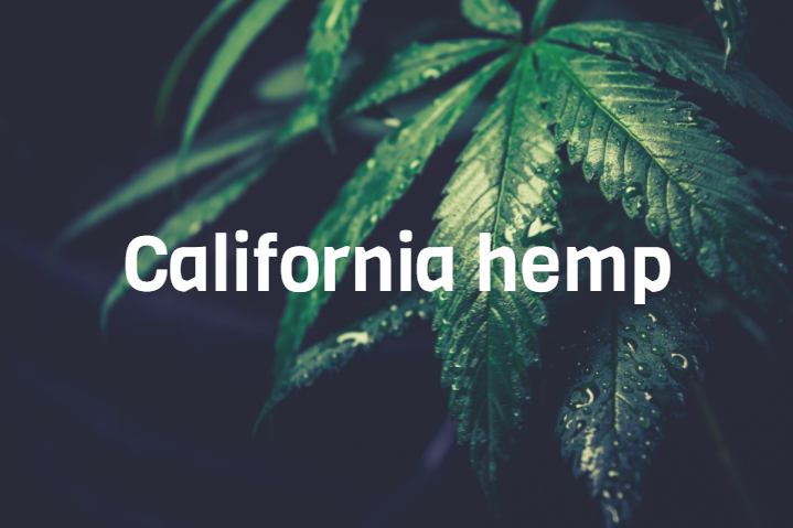 California hemp